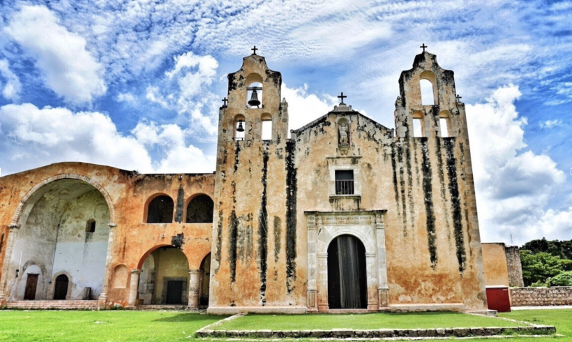 Maní, the newest Yucatecan jewel